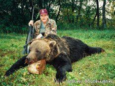 Grizzly bear European / Oso Parde Grizz de Europeo