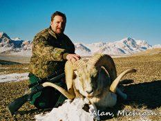 Marco Polo & Ibex hunt